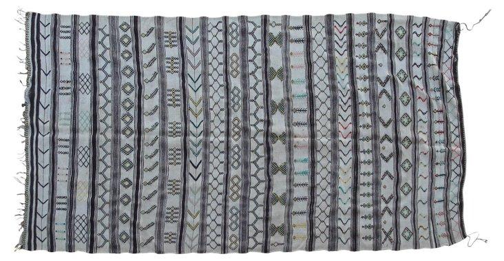 Moroccan Rug, 10' x 5'2''