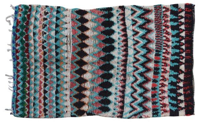 Moroccan Rug, 6'5'' x 4'2''