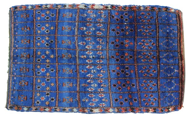 Moroccan Rug, 11'2'' x 6'11''