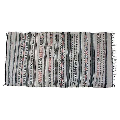 Moroccan Rug, 10'8'' x 5'10''