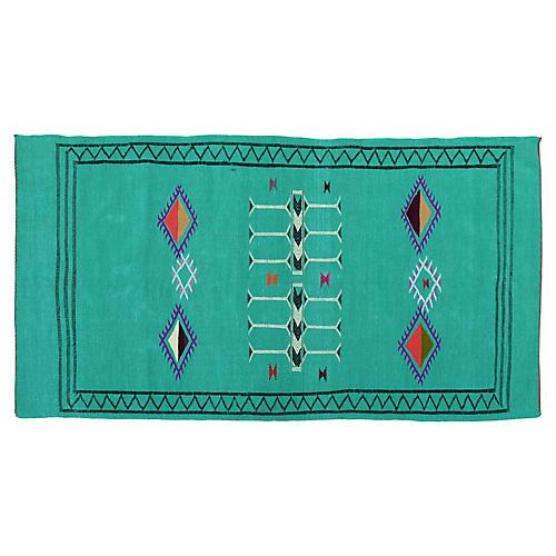 Moroccan Rug, 8' x 4'7''