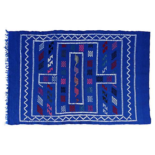 Moroccan Rug, 3'2'' x 5'