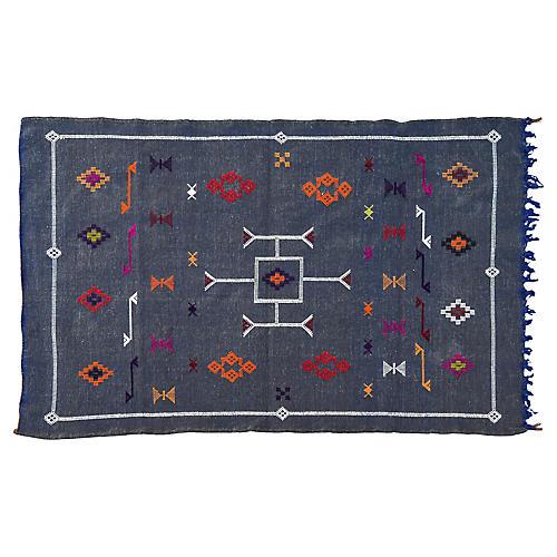Moroccan Rug, 3'1'' x 4'9''