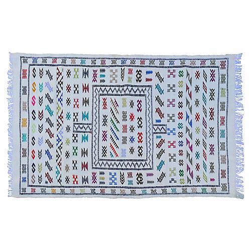 Moroccan Rug, 3' x 4'10''