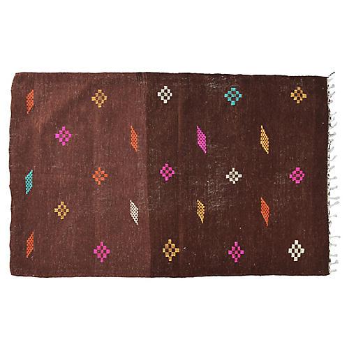 Moroccan Rug, 3' x 4'8''