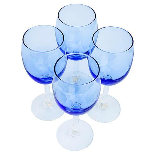 Blue Glasses, S/4