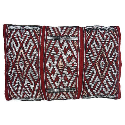 Handwoven Berber Pillow