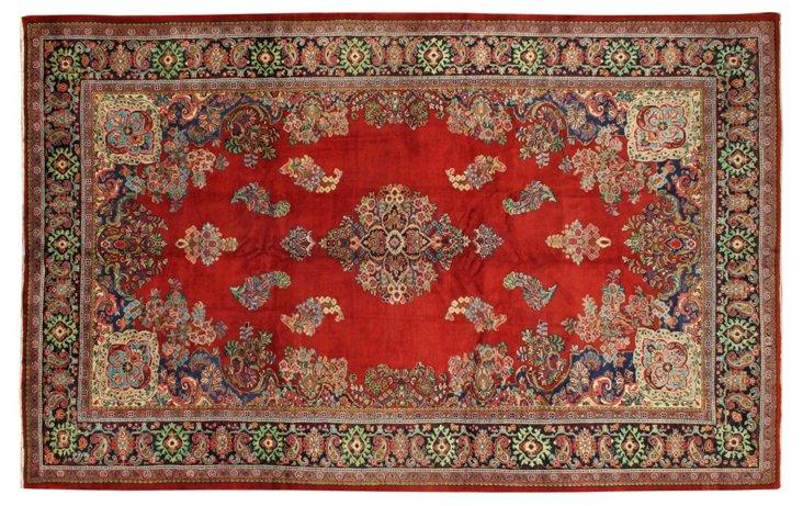 "Persian Mahal, 16'2"" x 9'6''"