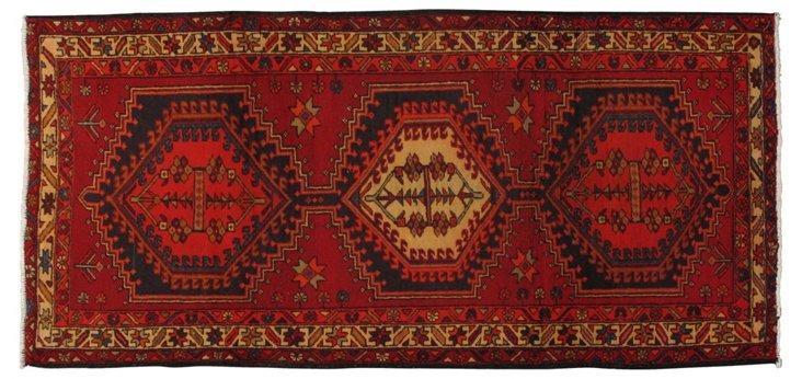 Persian Rug, 7'8'' x 3'7''