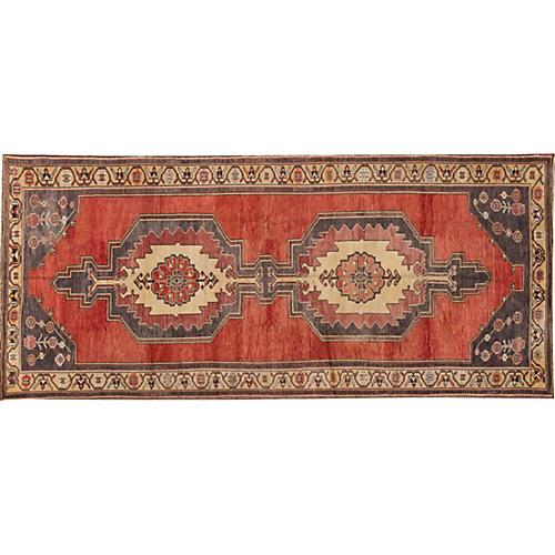 """Red Anatolian, 5' x 11'5"""""""