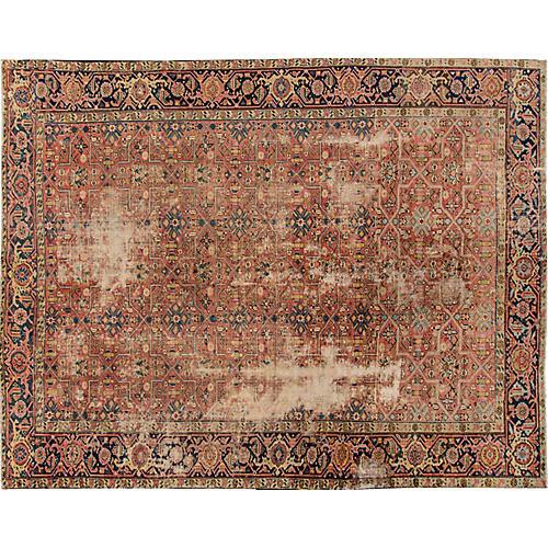 "Persian Mahal Carpet, 10'3"" x 12'"