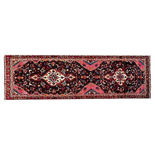 """Persian Rug, 3'4"""" x 10'9"""""""