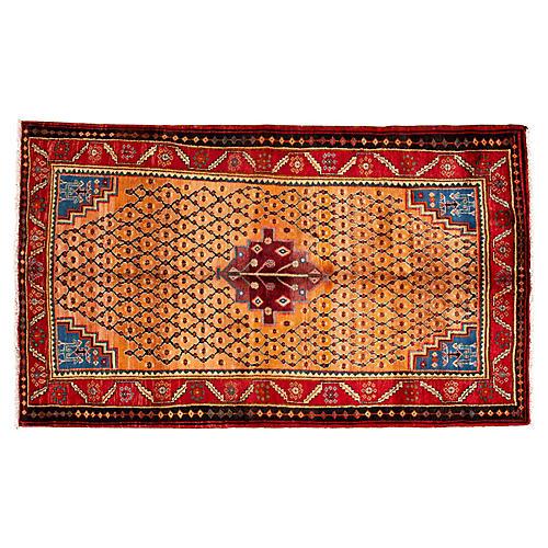 """Persian Rug, 5' x 8'5"""""""