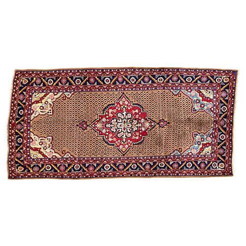 """Persian Rug, 5' x 10'2"""""""