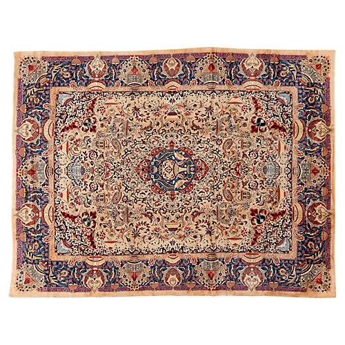 "Persian Carpet, 9'9"" x 12'9"""