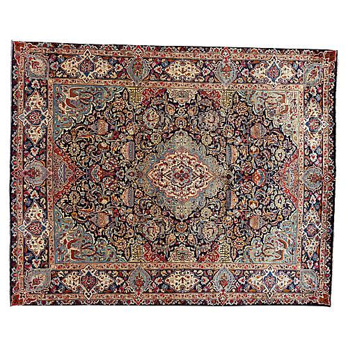 "Historic Persian Rug, 10'0"" x 12'6"""