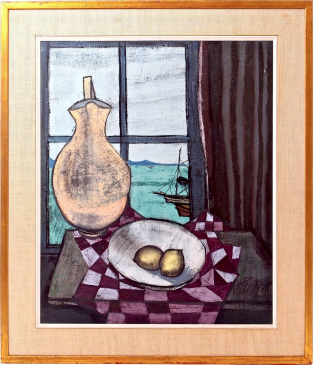 Still Life by Charles Levier