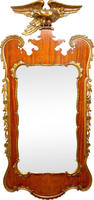 1940s Federal Mirror