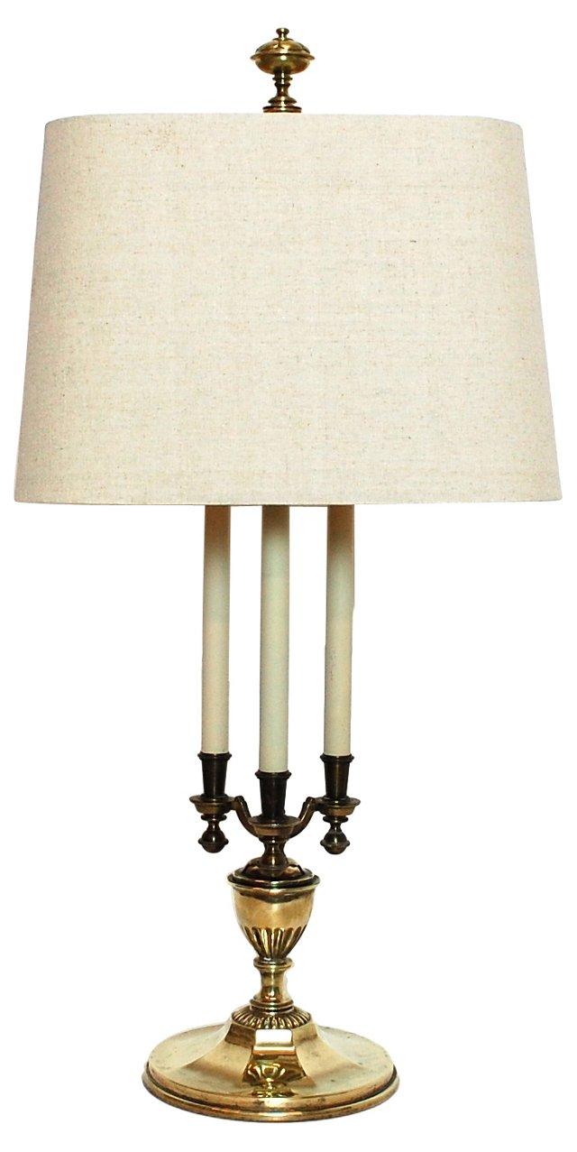 Stiffel Regency-Style Lamp