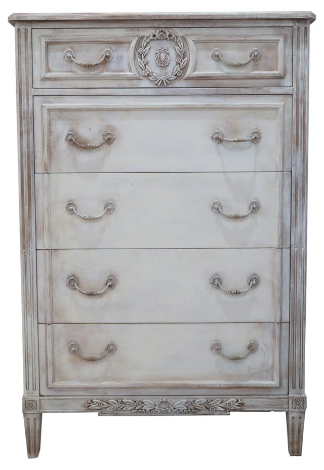 Baker Tall Chest