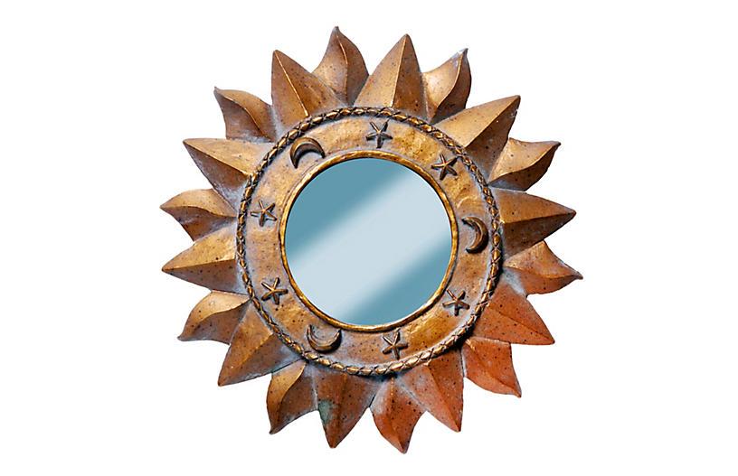 Petite Sun Mirror