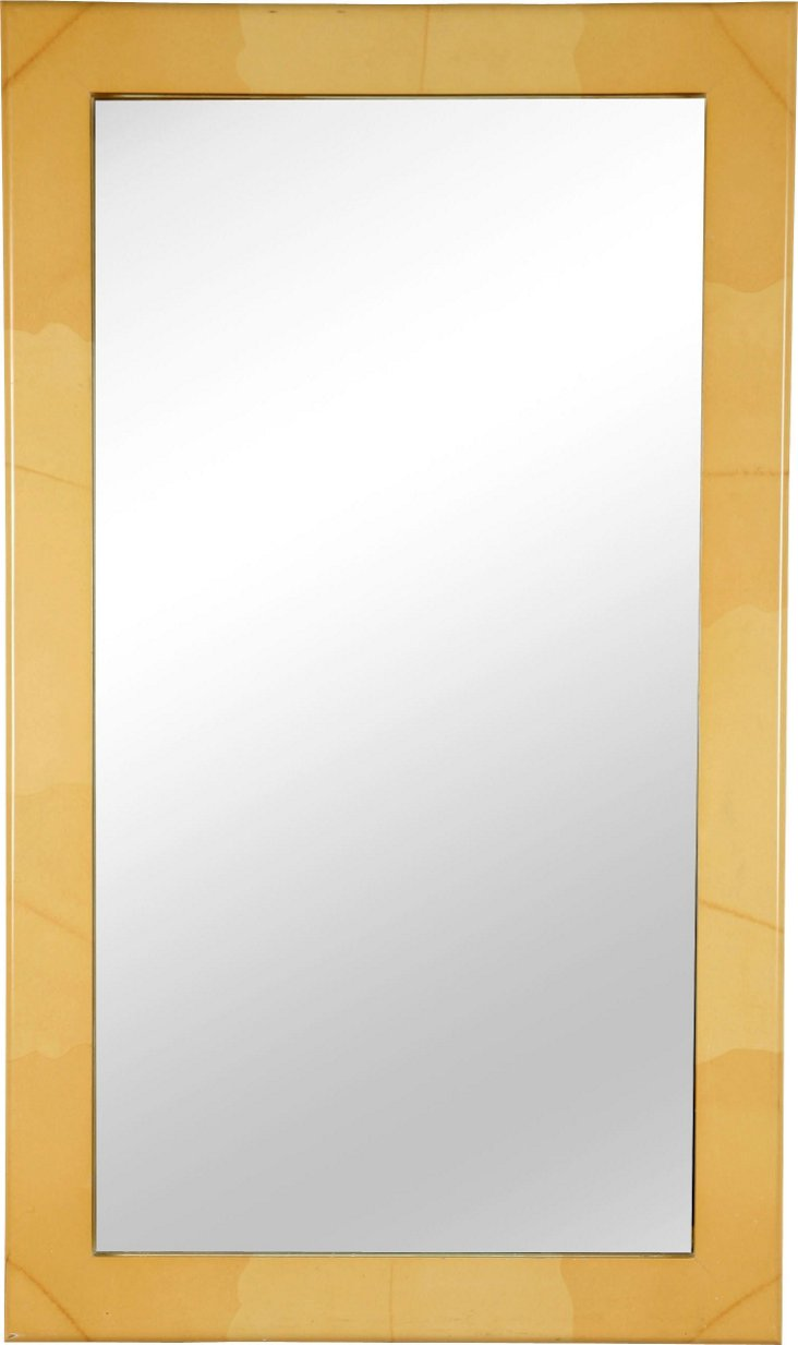 Faux-Hide Mirror
