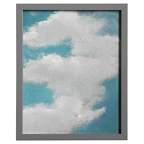 Clouds #9 by John Mayberry