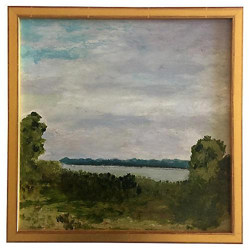Landscape by John Mayberry