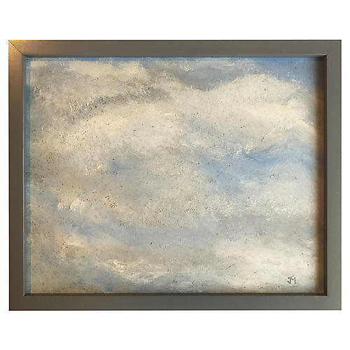 Cloud IV by John Mayberry