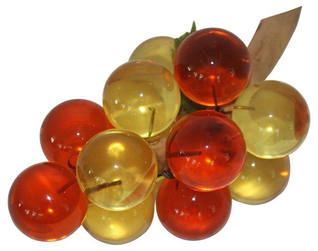 Acrylic   Grapes