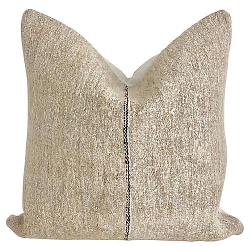 Natural Hemp Pillow