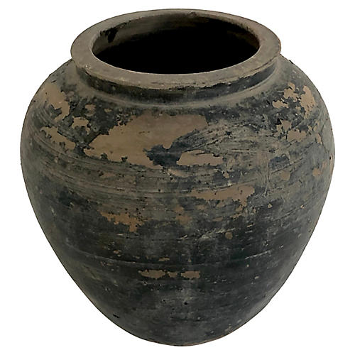 Antique Chinese Pottery Jug