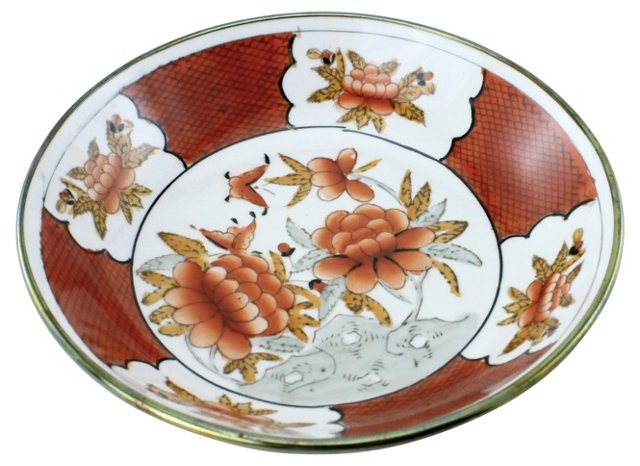 Chinese Porcelain Wall Plate