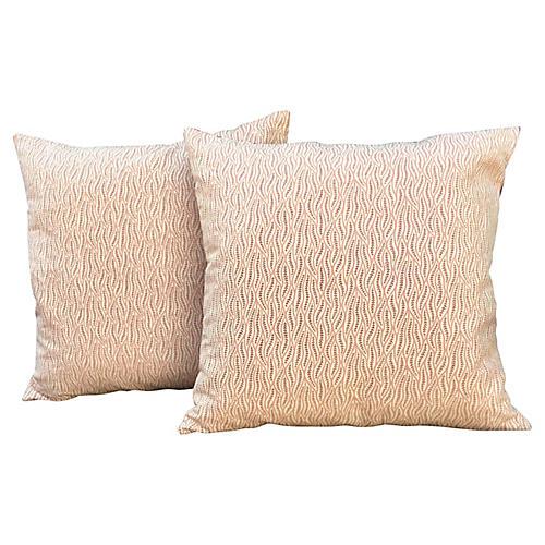 Bennison Benjelloun Pillows, Pair