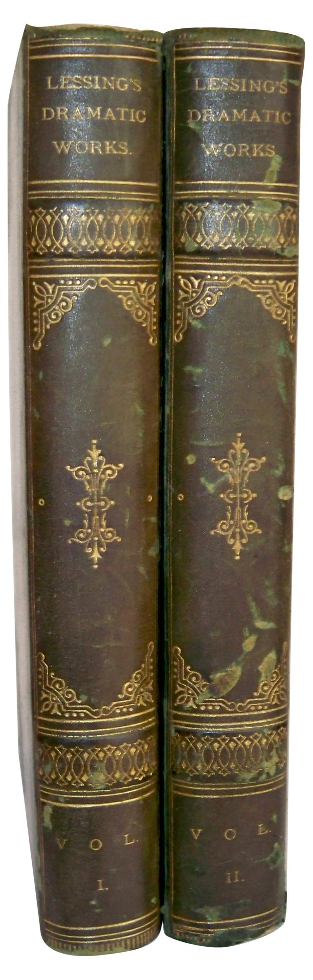 G. E. Lessing's Dramatic Works, Pair
