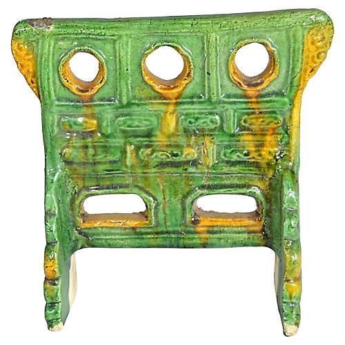 Antique Terracotta Gate
