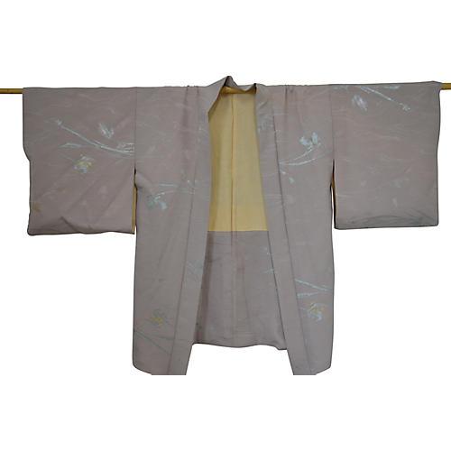 Japanese Purple Kimono