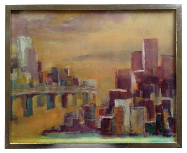Urban Modernism, C. 1970