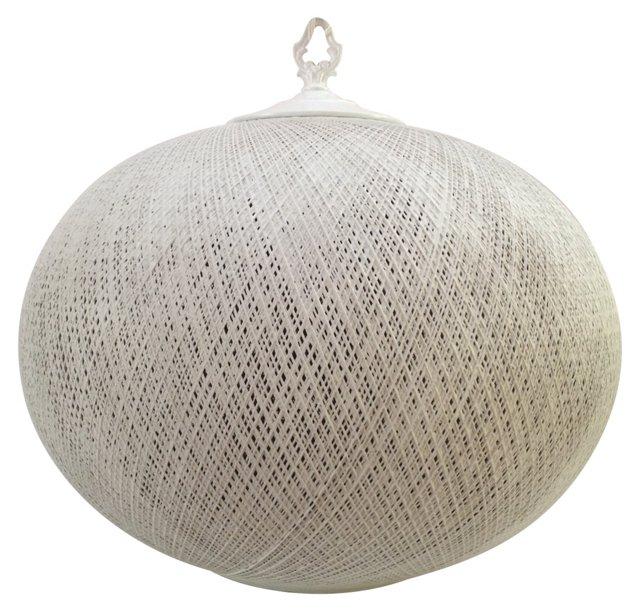 Fiberglass Ball Pendant