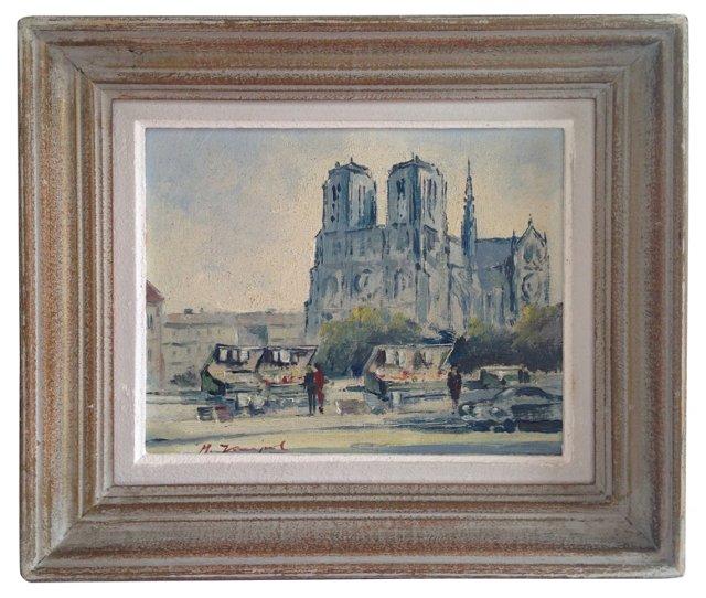 Notre Dame, C. 1950