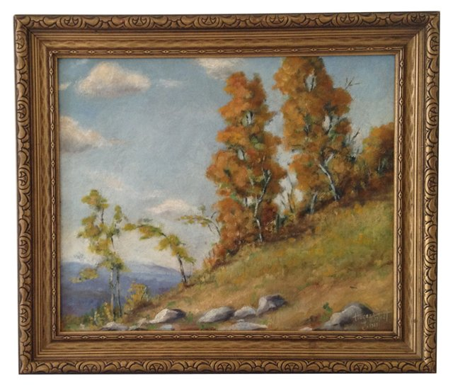Mountain Landscape, 1935