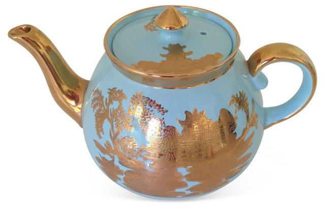 English Staffordshire Teapot