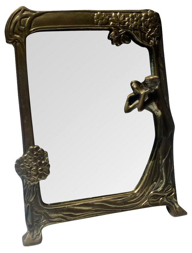 Beaux-Arts Vanity Mirror