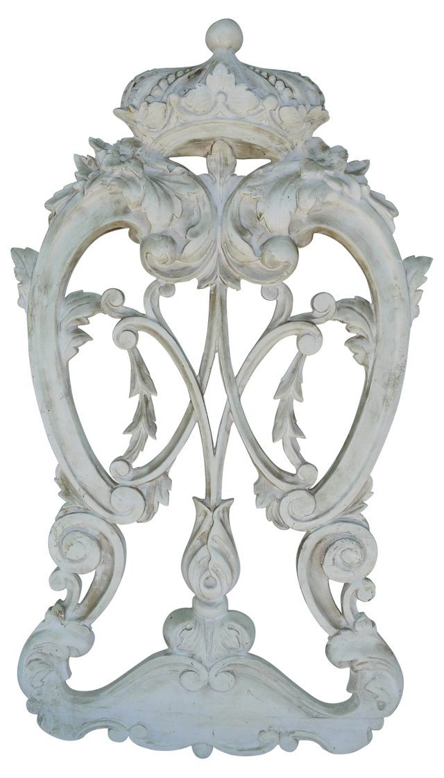 Carved Wall Hanging
