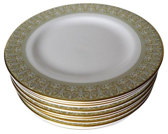 Royal Doulton Sonnet Plates, S/12