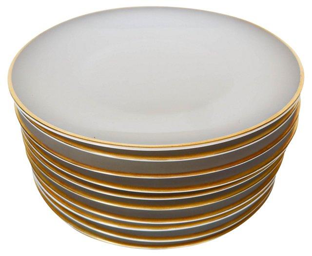 Midcentury Rosenthal Plates, S/11