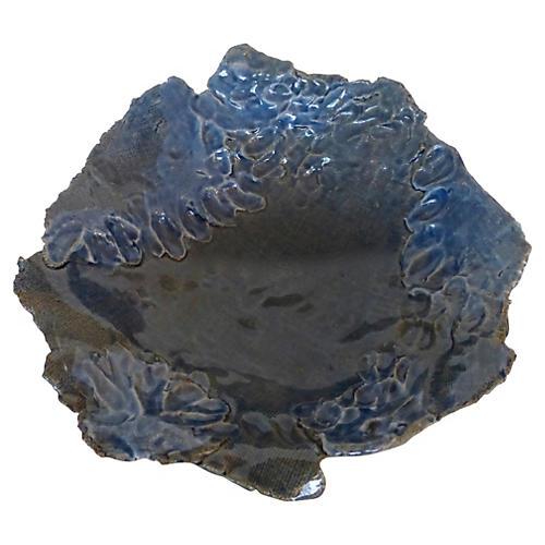 Glazed Handmade Artistic Pottery Bowl