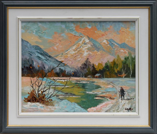Mountainscape by Lars Laro