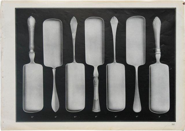 Silverware Print