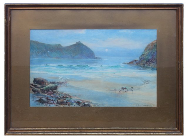 Rocky Beach by Cecil Dunford